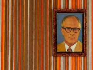 Honecker im Ostel Hostel